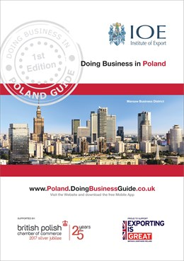 Doing Business in Poland Guide cover